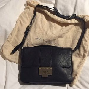 Jimmy Choo Small shoulderbag, used once